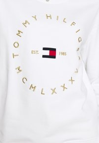Tommy Hilfiger - REGULAR CIRCLE  - Sweatshirt - white - 3