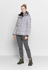 Luhta - ISOLA - Winter jacket - light grey - 1