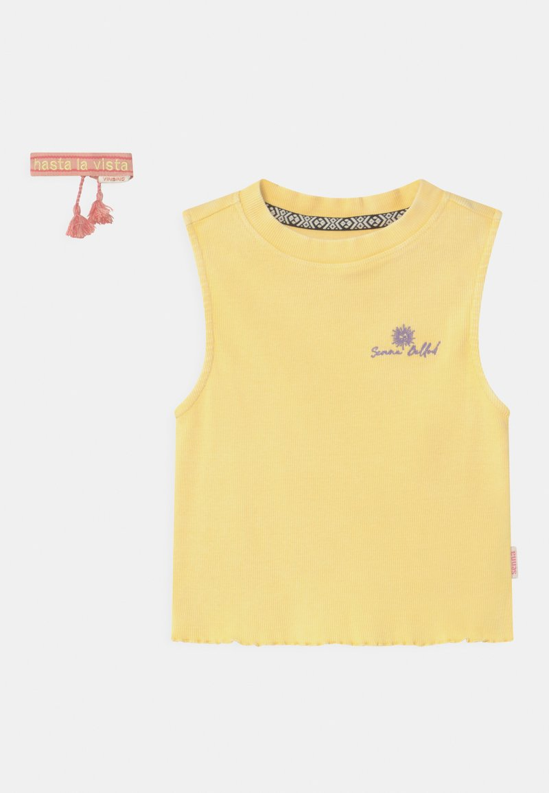Vingino - GIGI - Toppe - pale yellow