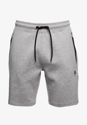 TRAINING GYMTECH - Shorts - grey marl