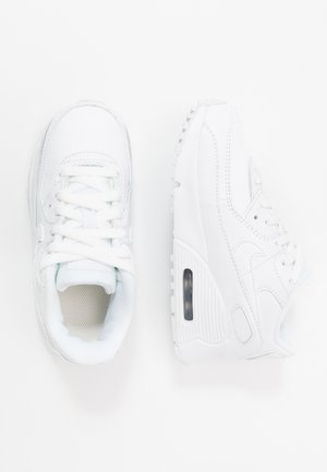AIR MAX 90 UNISEX - Sneakers laag - white/white