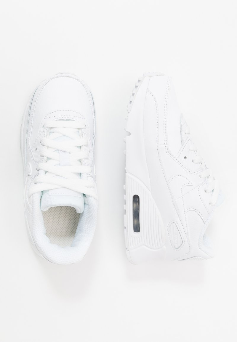 Nike Sportswear - Air Max 90  - Sneakers laag - white/white