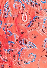 Jack & Jones - JJIBALI JJSWIM MIXED - Plavky - hot coral - 4