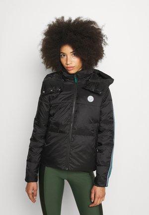 AMANDA PUFFER - Zimní bunda - jet black