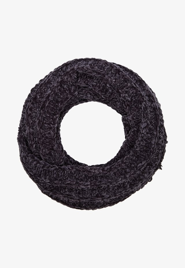 GINNY SCARF - Snood - anthracite
