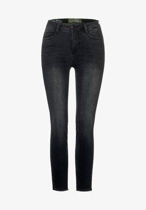 NIETEN-GALON - Slim fit jeans - schwarz
