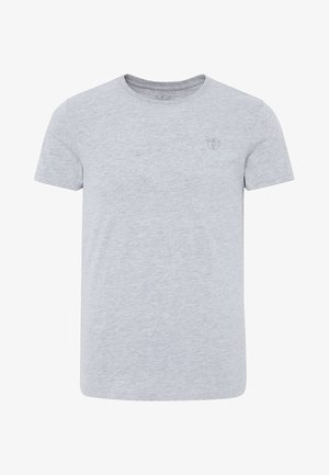 DOPPELPACK  - Basic T-shirt - grey