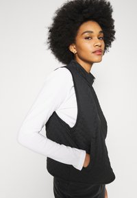 Pieces - PCRIA NEW  - Long sleeved top - bright white - 3