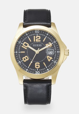 DECK - Horloge - black/gold-coloured