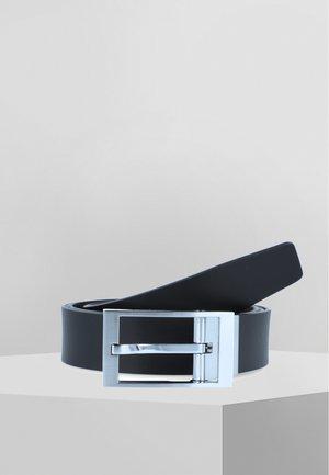 Belt - black /dark brown