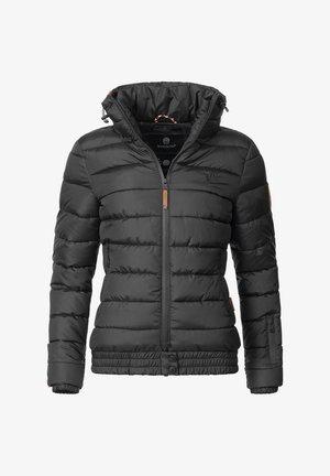 POISON - Winter jacket - black
