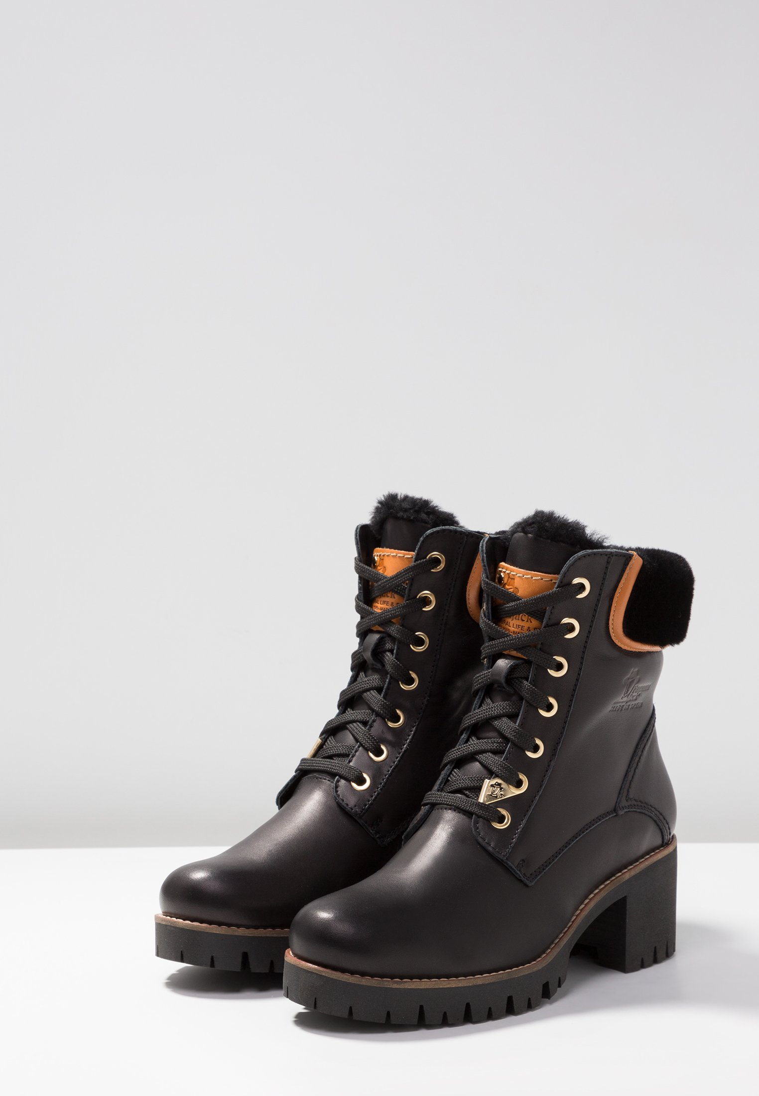 Women PHOEBE IGLOO TRAVELLING - Lace-up ankle boots