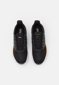 adidas Performance - EQ19 RUN - Scarpe running neutre - core black/grey five/screaming orange - 3