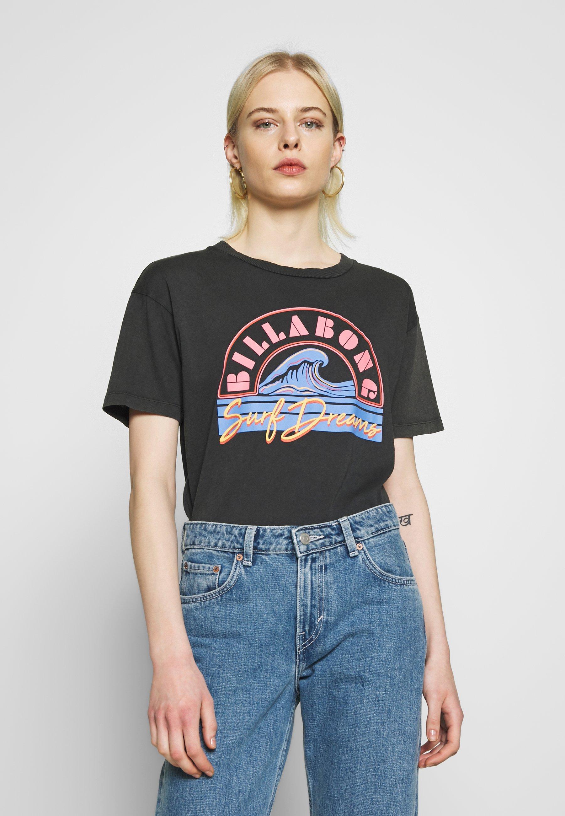 Women SURF DREAM - Print T-shirt