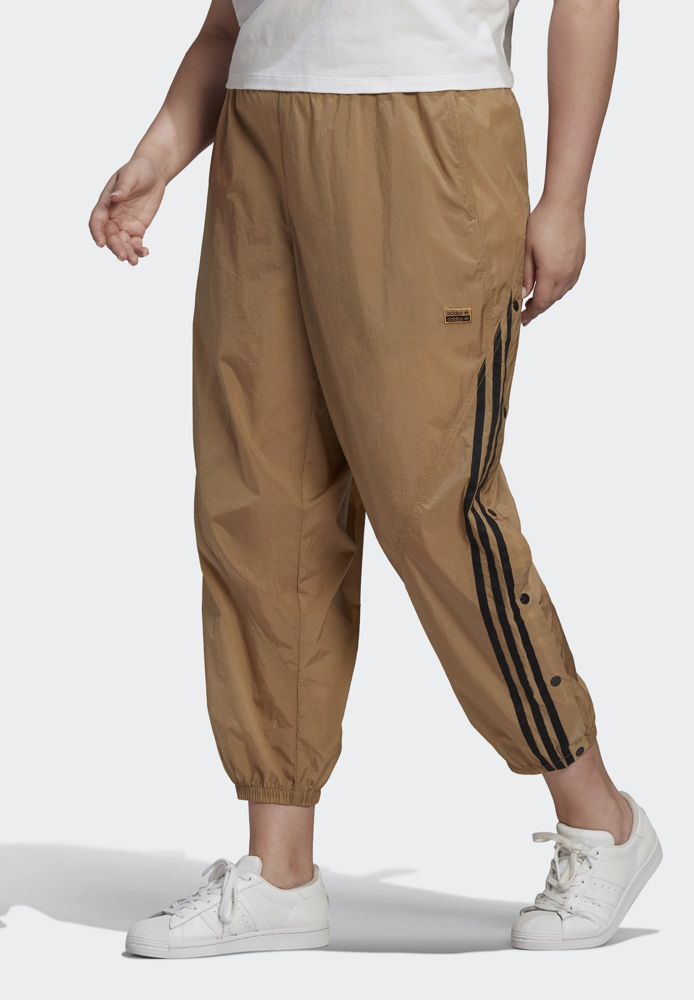 Women R.Y.V. TRACK TROUSERS (PLUS SIZE) - Tracksuit bottoms