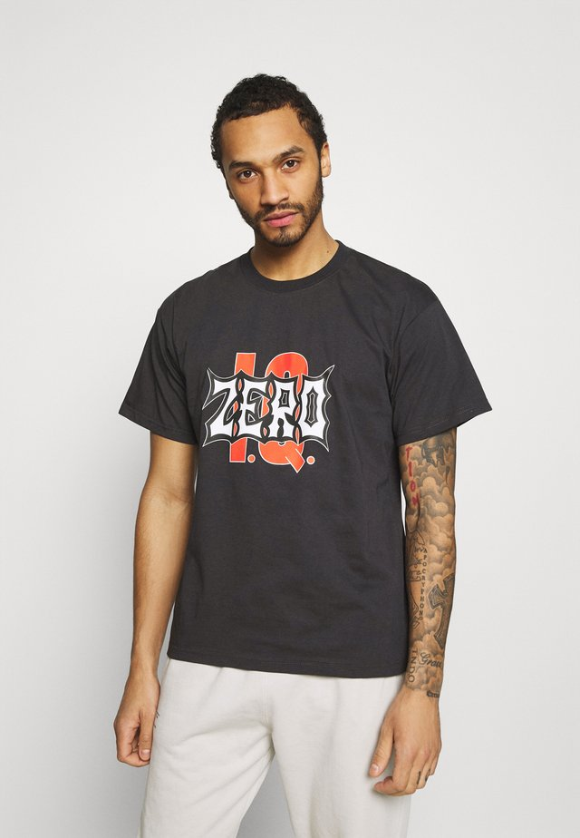 UNISEX TEE - T-shirt print - blue