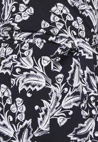 comma - OVERALL - Jumpsuit - dark blue/white - 5