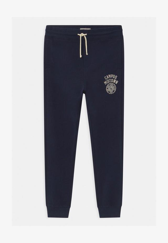 Teplákové kalhoty - darkblue