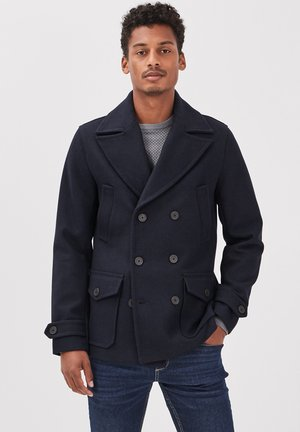 Short coat - bleu marine