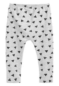 Next - 3 PACK  - Leggings - gray - 2
