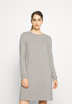 VIDEVIKA  - Jersey dress - light grey melange