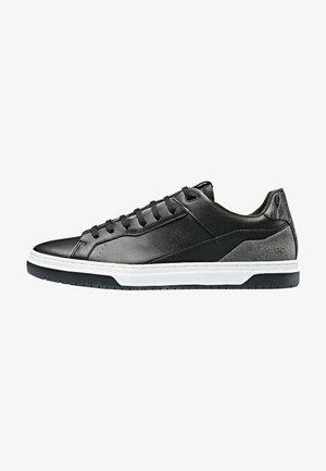 SWITON - Baskets basses - black