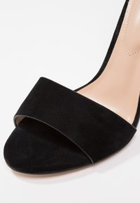 ALDO - FIOLLA - High heeled sandals - black - 6