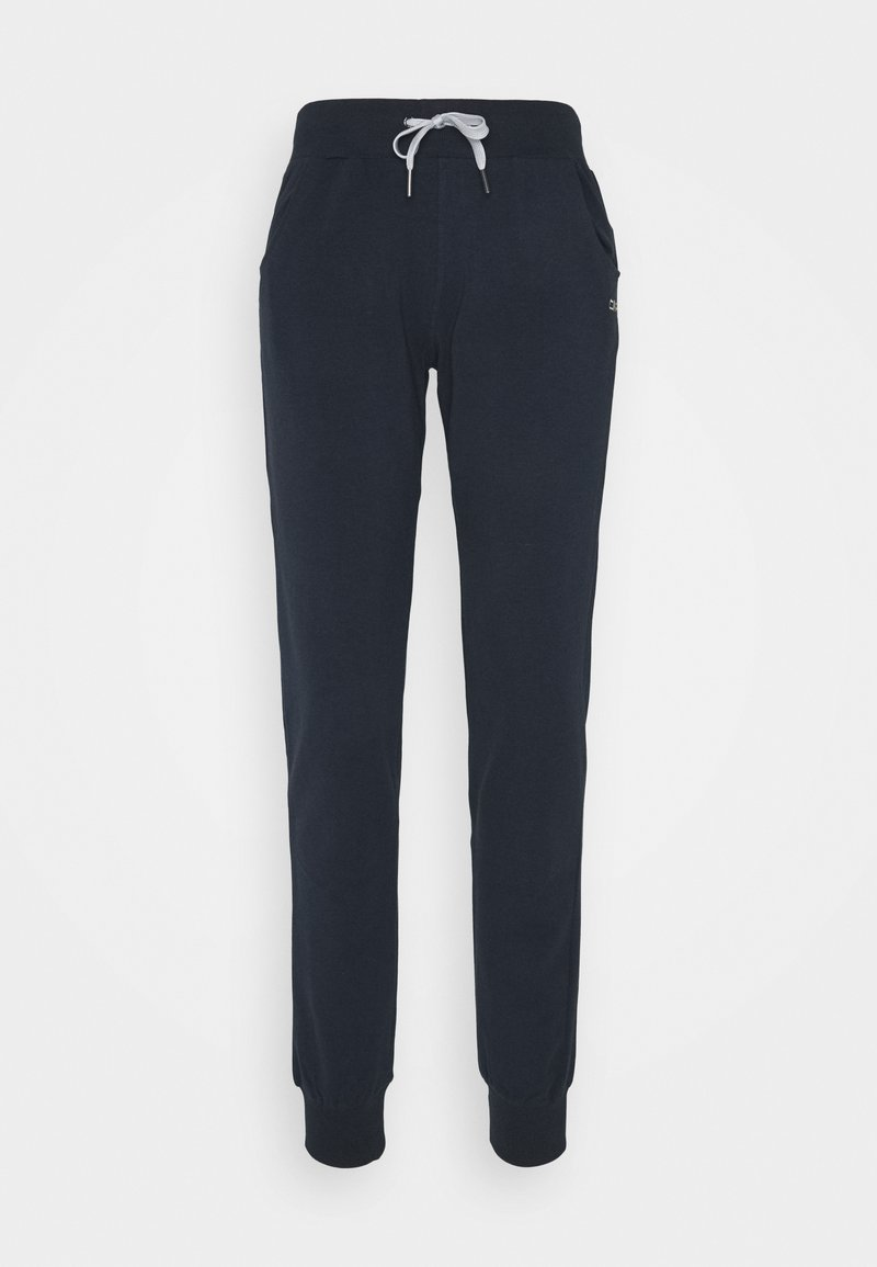 CMP - WOMAN LONG PANT - Tracksuit bottoms - navy