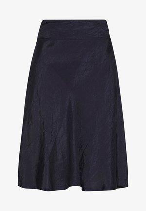 SALLYN - A-line skirt - navy