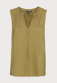 Esprit Collection - BLOUSE - Blouse - olive - 4