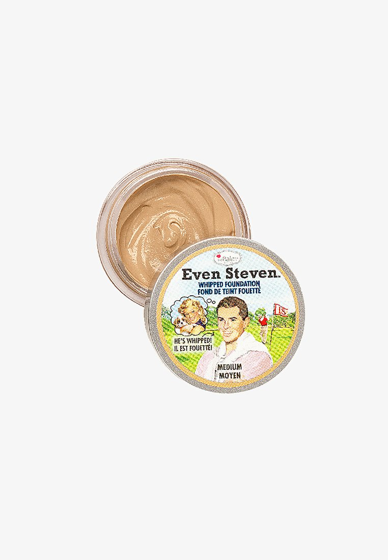 the Balm - EVEN STEVEN WHIPPED FOUNDATION - Foundation - medium