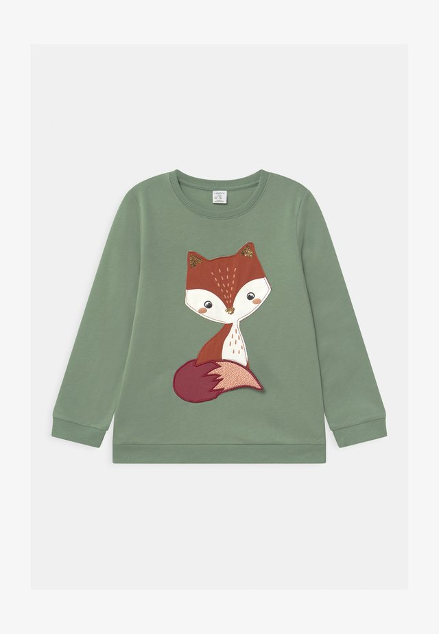 MINI FOX - Sweater - light dusty green