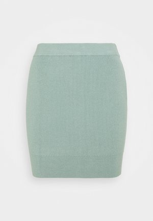FLOWLER SKIRT - Pencil skirt - green