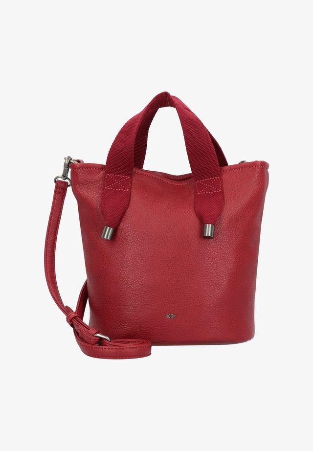 FRITZI AUS PREUSSEN ODIL HANDTASCHE - Shopping bag - cherry