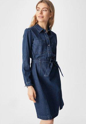 Denim dress - jeans blau