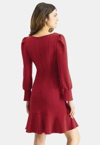 Nicowa - BELLANO - Day dress - rot - 2