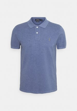 Polo - lattice blue heat