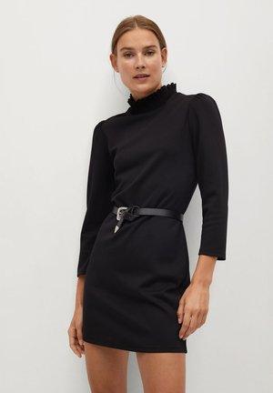 Robe en jersey - czarny