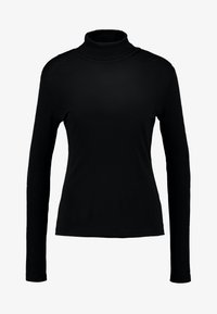 WILMA ROLLNECK - Jumper - black