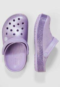 Crocs - Sandały kąpielowe - lavender - 1