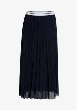 A-line skirt - nightsky
