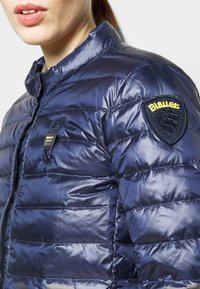 Blauer - IMBOTTITO - Down jacket - navy - 5