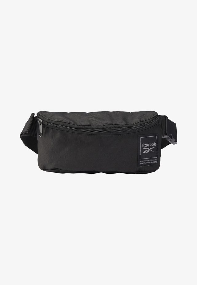 WORKOUT READY WAIST BAG - Bum bag - black