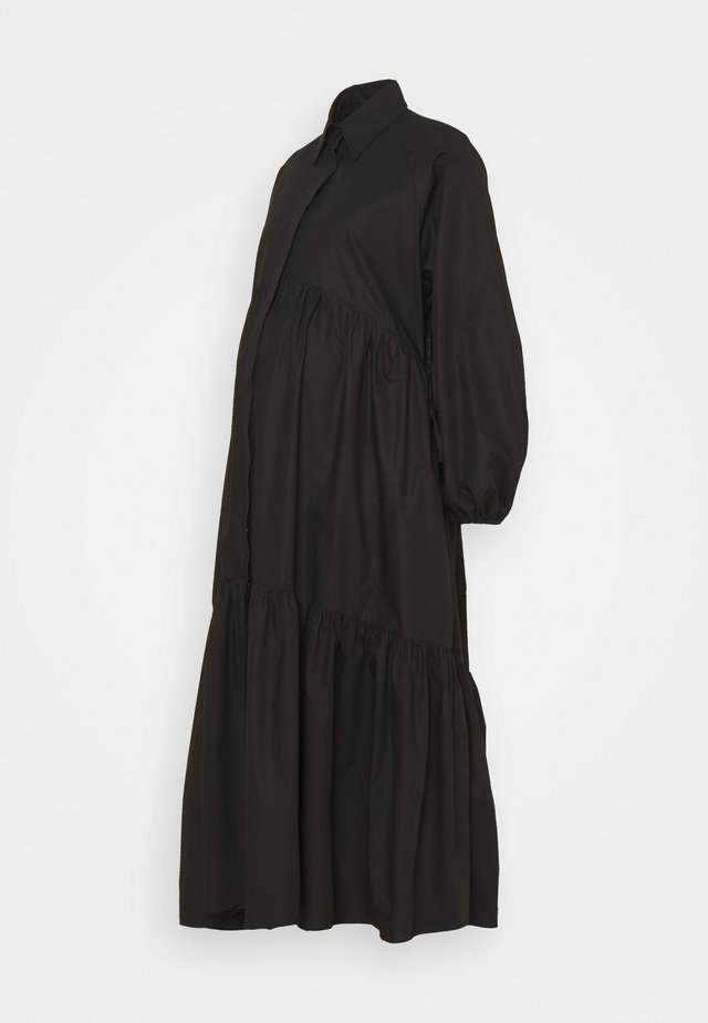 PRIMULA - Maxi dress - black