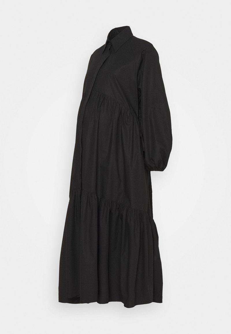 IVY & OAK Maternity - PRIMULA - Robe longue - black