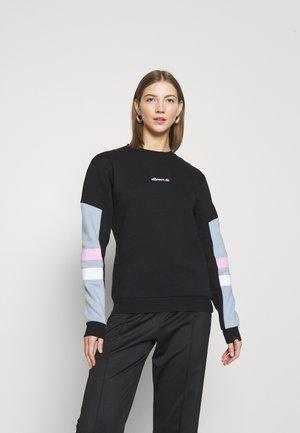 MASCULOSA - Sweatshirts - black