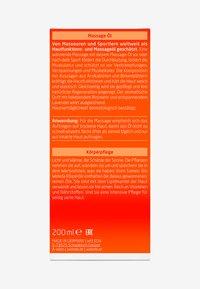 Weleda - ARNICA MASSAGE OIL - Body oil - - - 2