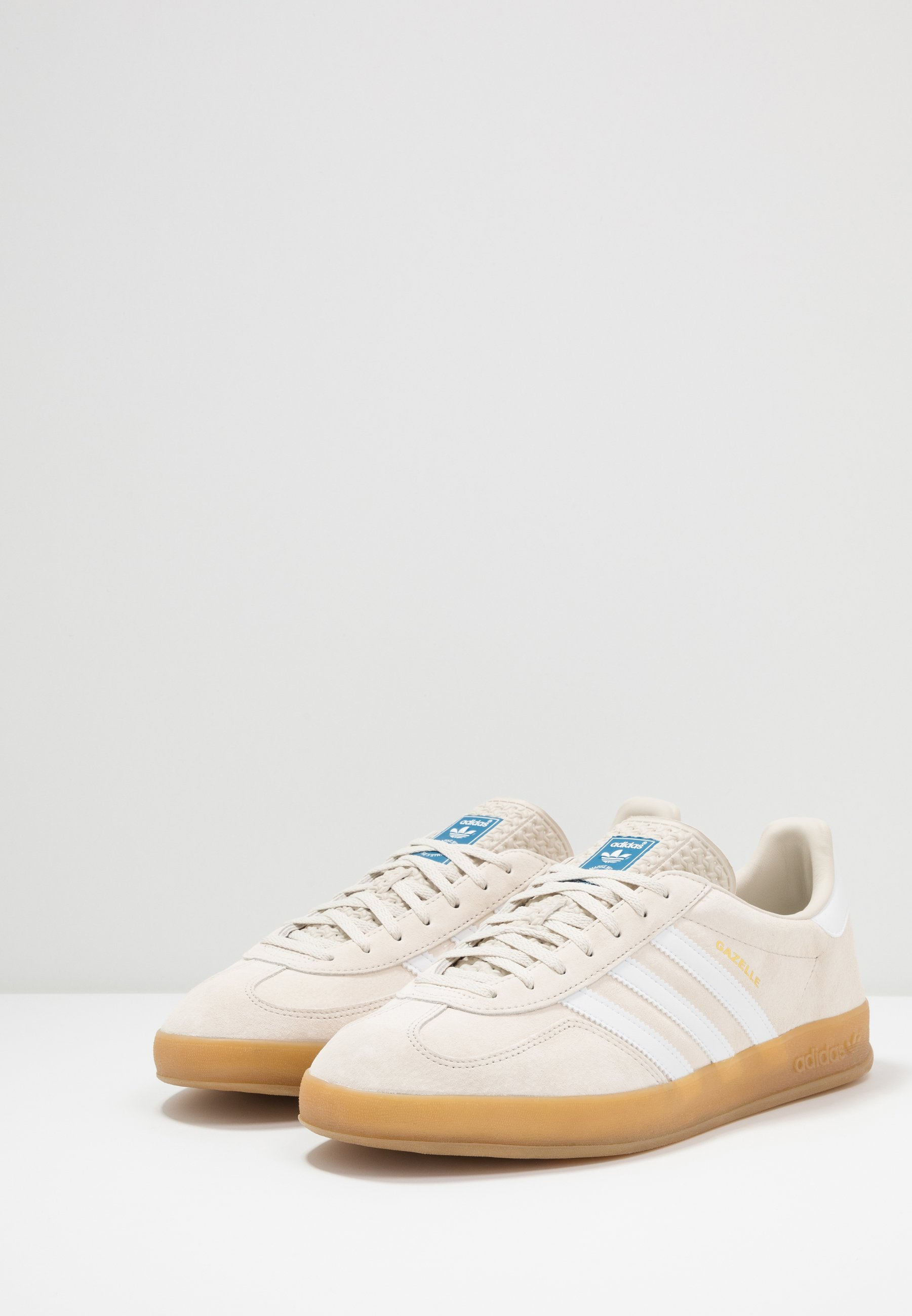 GAZELLE INDOOR - Trainers - core brown/footwear white