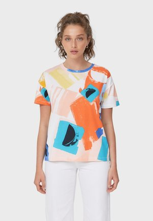 MIT PRINT - T-shirts print - multi-coloured