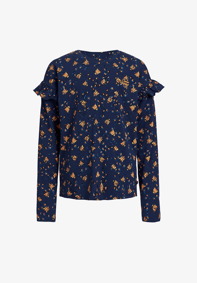 Blouse - all-over print